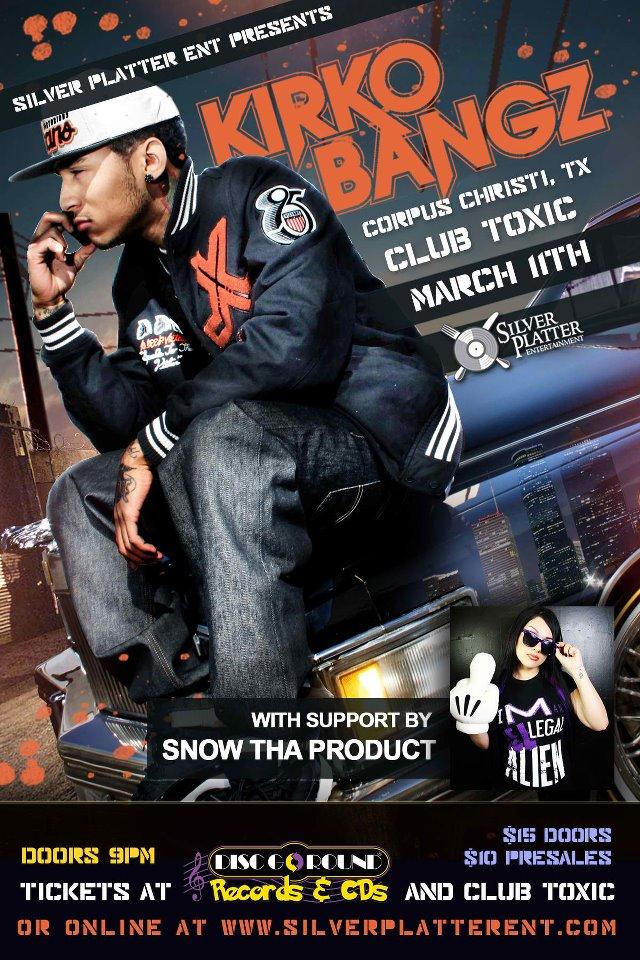Kirko Bangz + Snow tha product Corpus